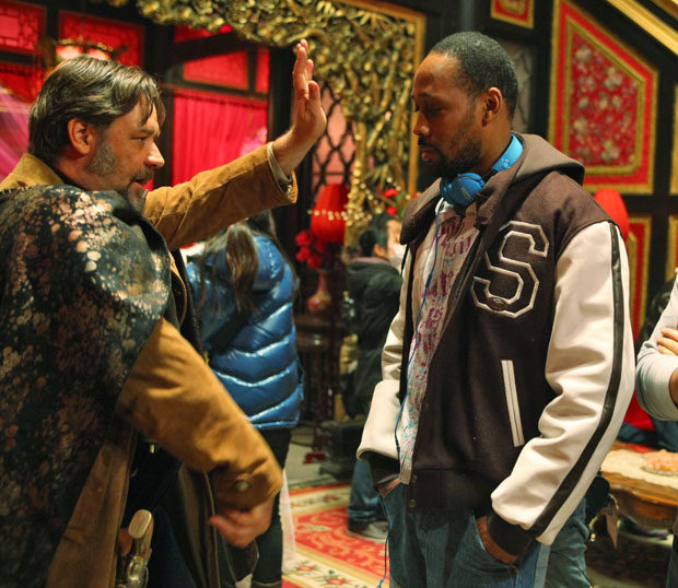 The Man With The Iron Fists Trailer: What Is Wu-Tang Frontman RZA's Favorite Woody Allen Movie?