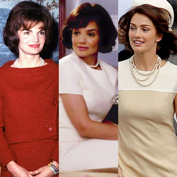 Minka Kelly Jackie Kennedy