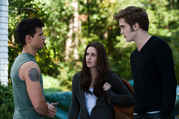 Team Edward Vs. Team Jacob