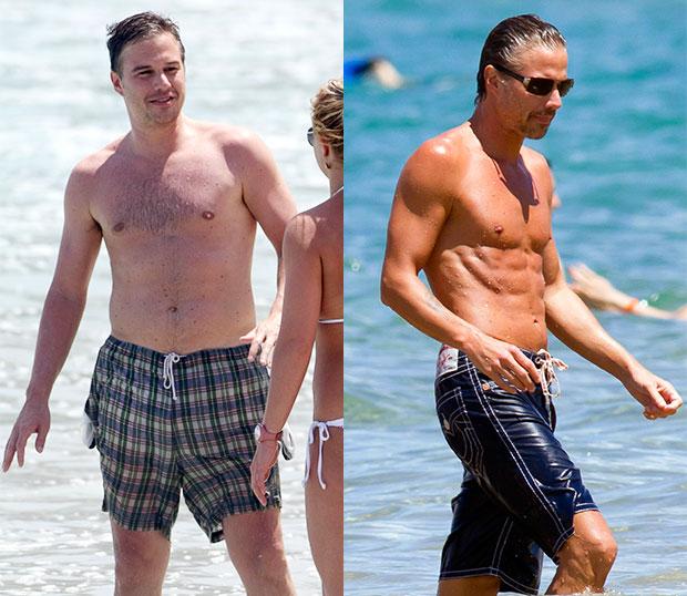 Jason Trawick's weight loss
