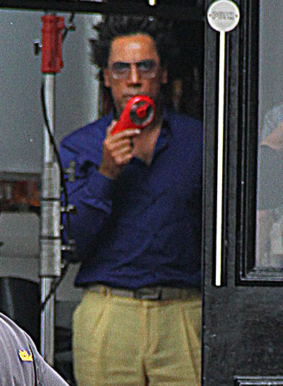 Javier Bardem The Counselor