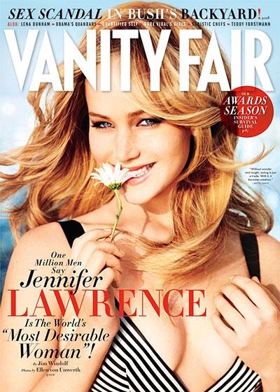 jennifer lawrence vanity fair