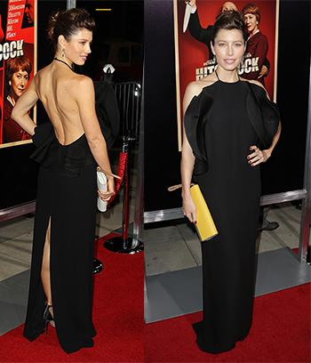 Jessica Biel dress