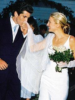 JKF Jr Wedding