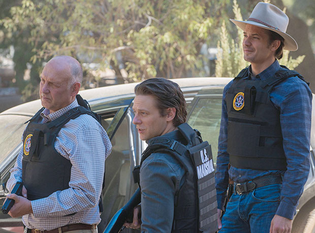 Justified Recap Where's Waldo