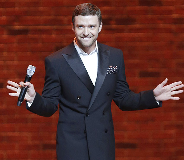 Justin Timberlake 32nd Birthday