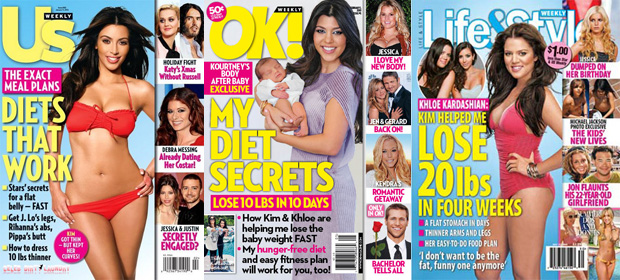 Kardashian Diet covers 4