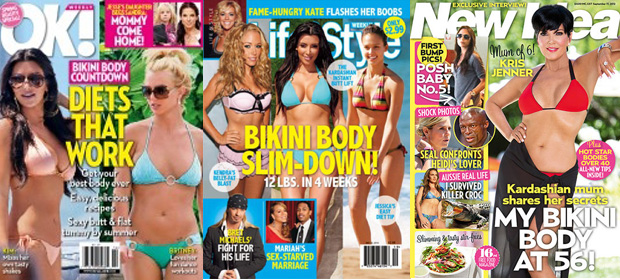 Kardashian Diet covers 7