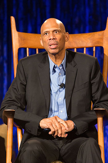 Kareem Abdul-Jabbar Girls Review