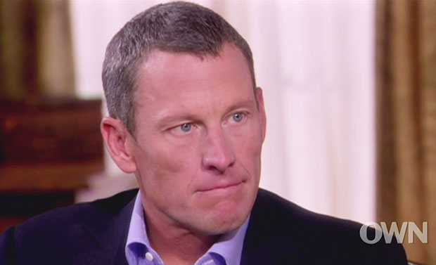 Lance Armstrong Confesses Doping to Oprah