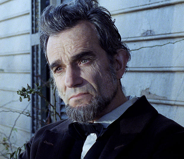 Lincoln Daniel Day-Lewis Oscars