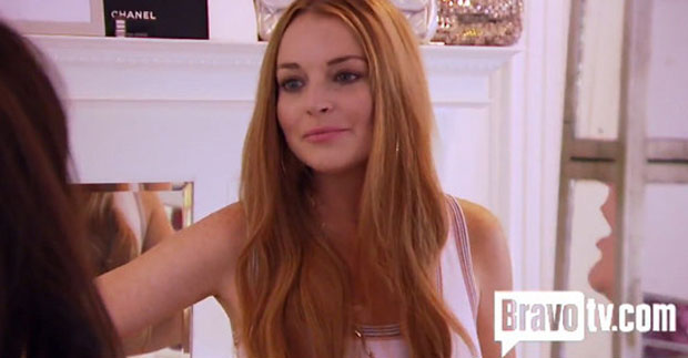 lindsay lohan million dollar decorators