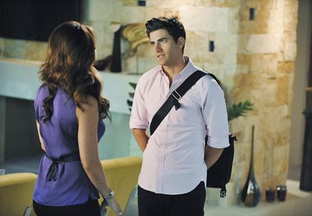 Ryan Rottman on The Lying Game Season 2