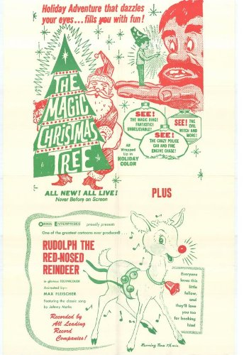 The Magic Christmas Treet