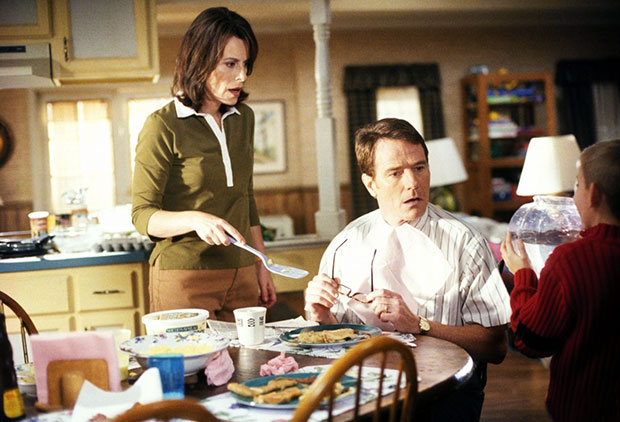 Malcolm in the Middle - Bryan Cranston and Jane Kaczmarek