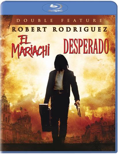 El Mariacho and Desperado on Blu-ray