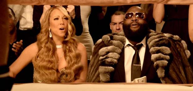 Mariah Carey video