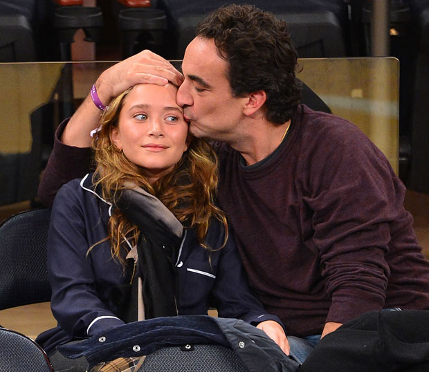 Mary Kate Olsen And Olivier Sarkozy Age Difference Mary-Kate Olsen  26