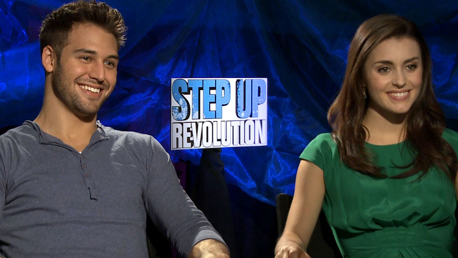 Step up revolution ryan guzman kathryn mccormick talk sexy alt voltagebd Images