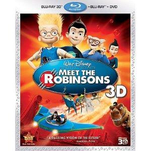 Meet the Robinsons Bluray