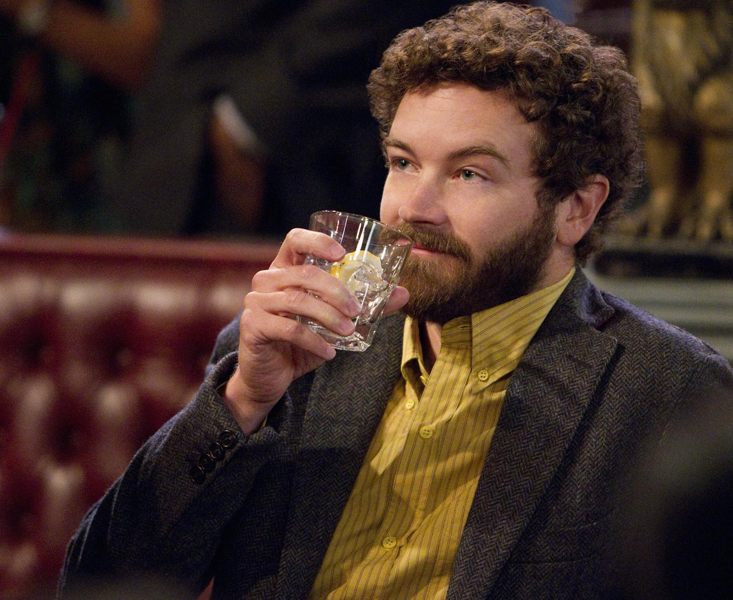 Men at Work Danny Masterson