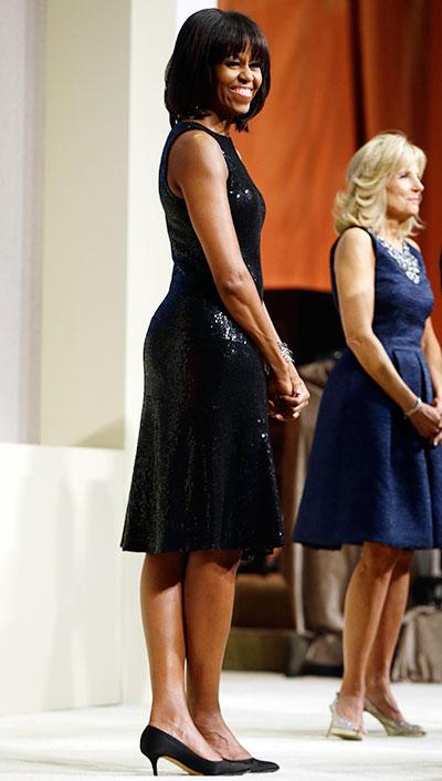 michelle obama inauguration michael kors