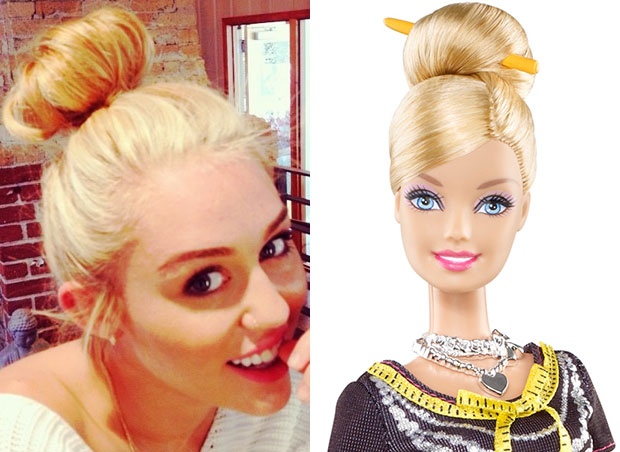 Miley Cyrus Barbie