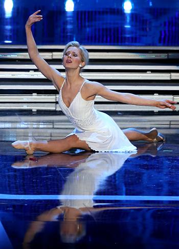 Miss America talent cheesy6