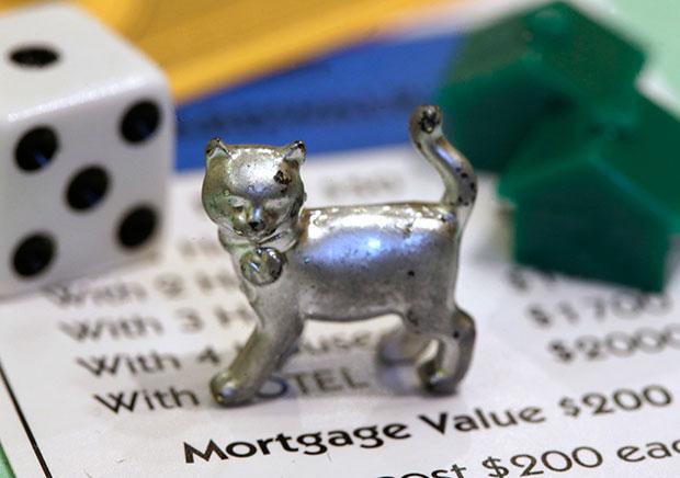 Monopoly - Cat
