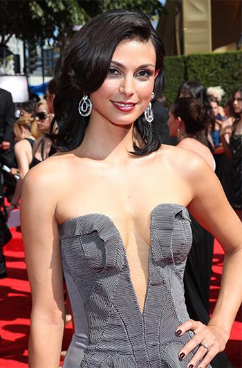 Morena Baccarin Kimdotcom wife