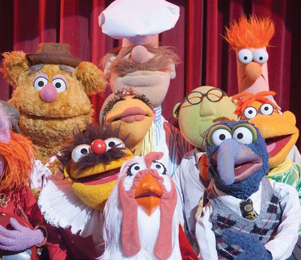 Muppets Chik-fil-A
