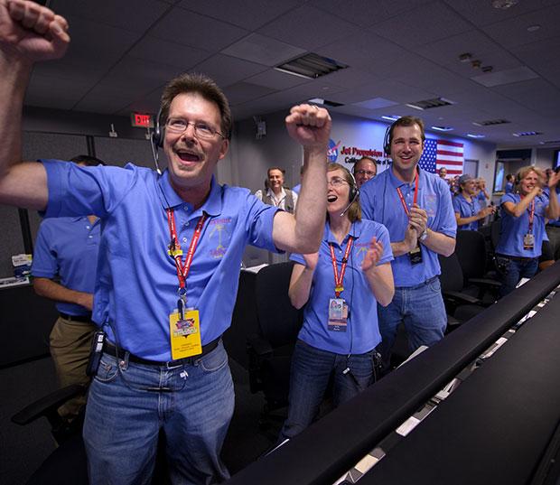 mars landing reaction - photo #24