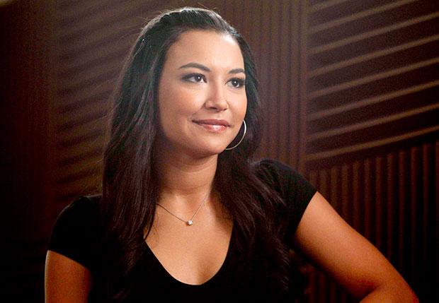 Glee Naya Rivera Brittana