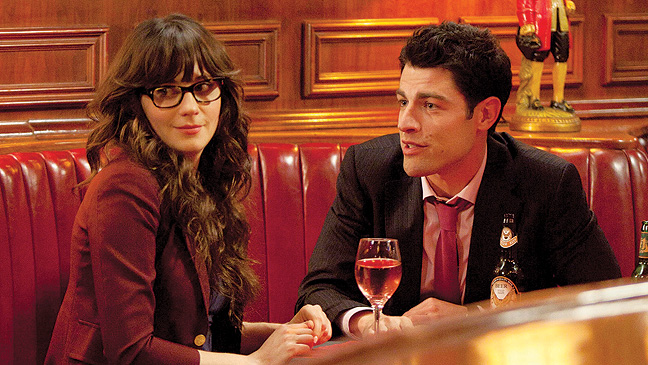 Zooey Deschanel new Girl Fox