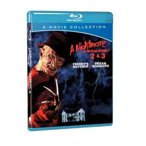 Nightmare 2 Bluray