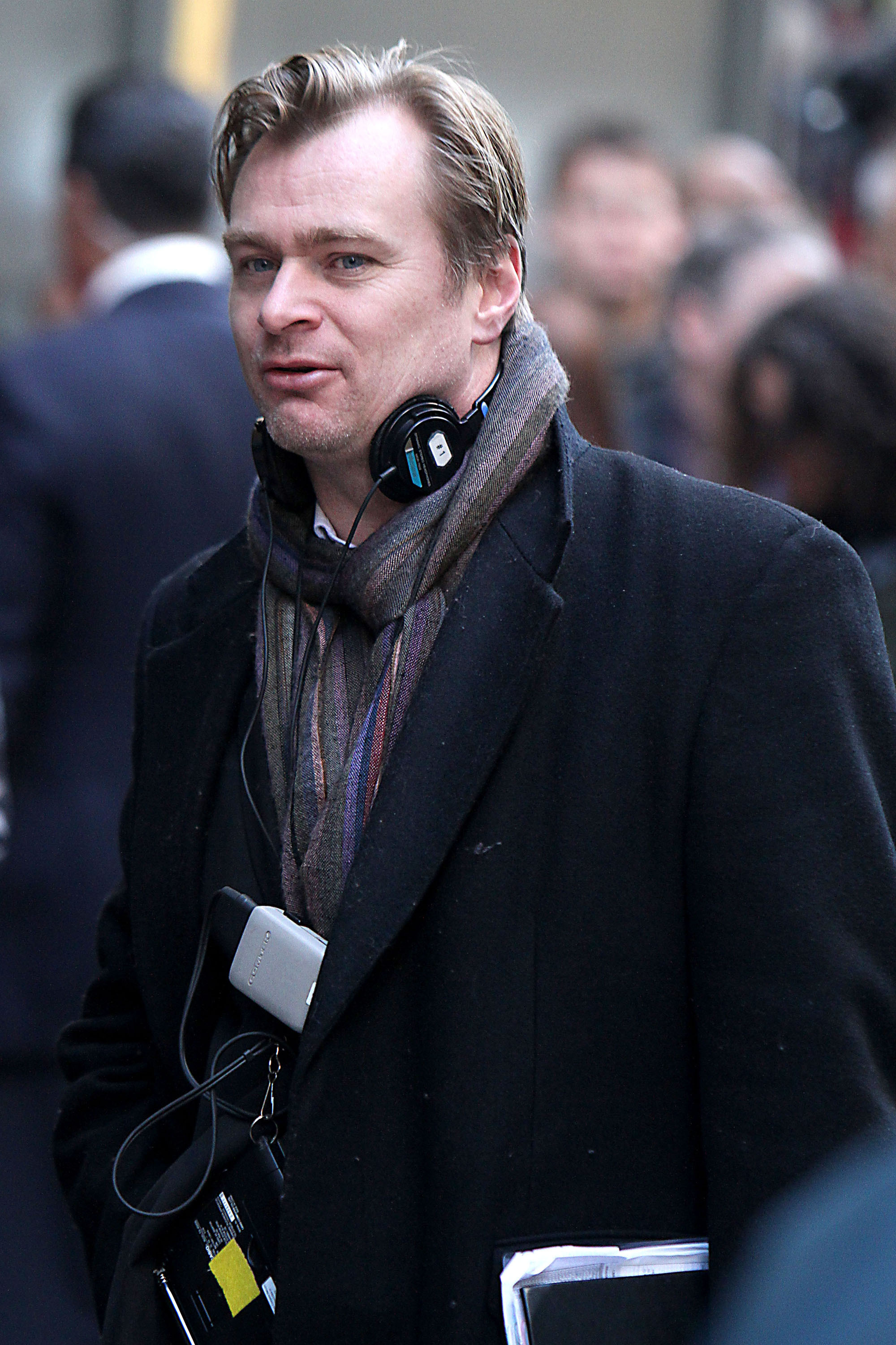 Christopher Nolan the dark knight rises