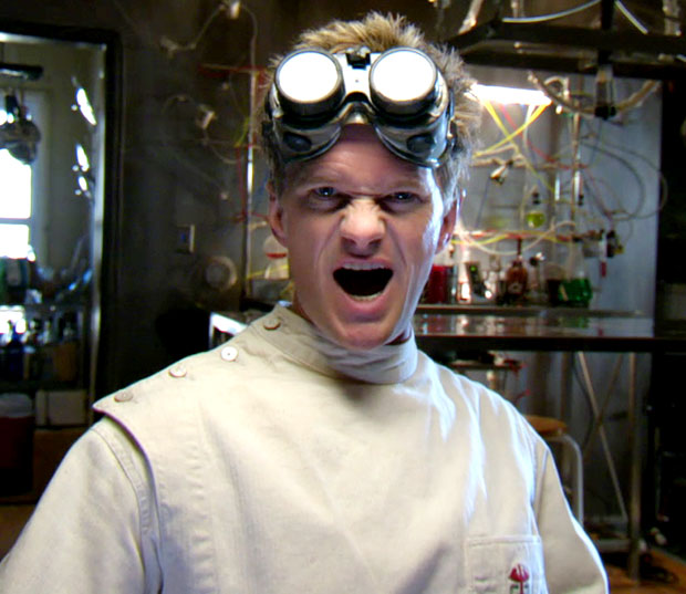 Neil Patrick Harris Dr. Horrible