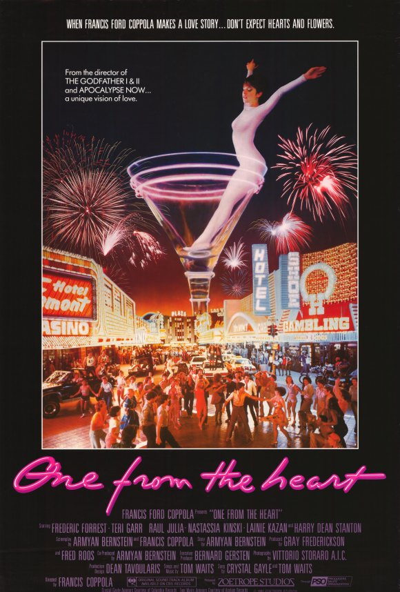 One from the Heart Poster