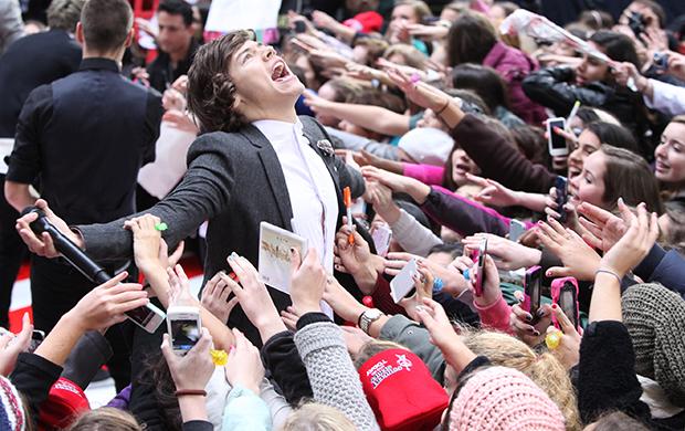 One Direction Billboard charts