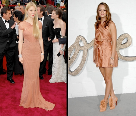 Fashion Showdown: Gwyneth Paltrow and Leighton Meester