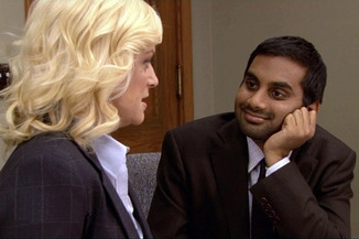 Tom and Leslie Sitting in a tree, Parks and Recreation