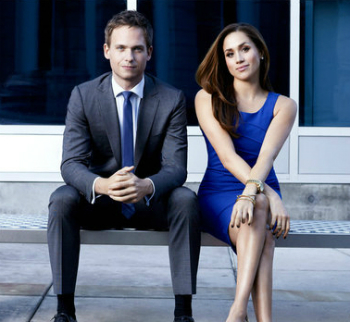 Patrick J Adams Suits Finale Mike and Rachel