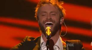 Paul McDonald American Idol
