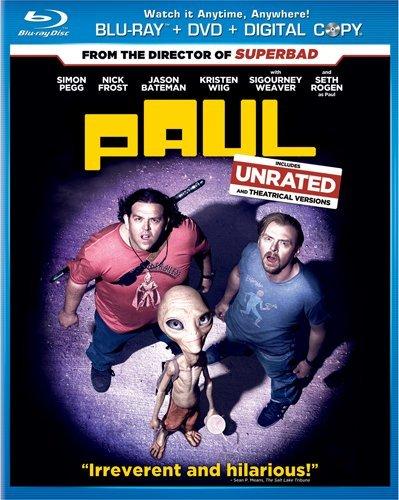 Paul Blu ray