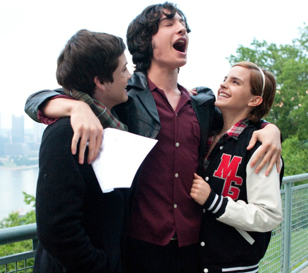 Perks of Being a Wallflower Set Visit