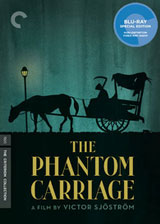 Phantom Carriage Bluray