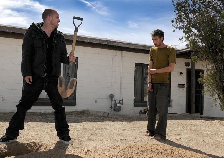 Jesse Pinkman and Tucker