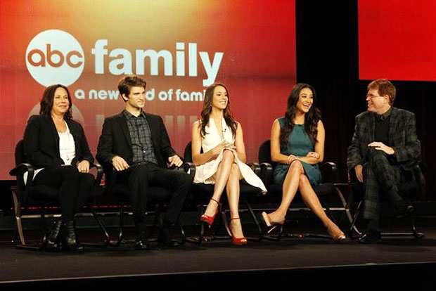 Pretty Little Liars TCA panel