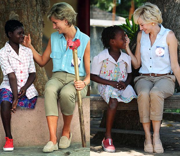 Princess Diana / Naomi Watts