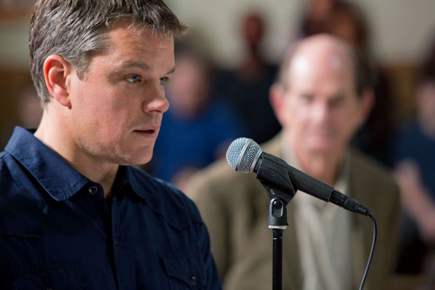 Matt Damon Promised Land